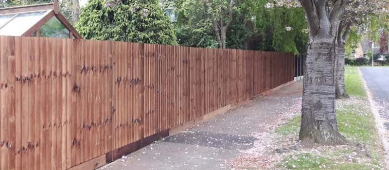 P Norris Home Fencing